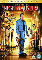 Night At The Museum (Two-Disc Special Edition) [2006] [DVD], DVDs