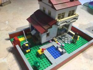 Maison LEGO CREATOR