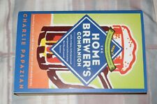 BOOK HOME BREWER'S COMPANION PAPAZIAN QUILL HARPER 2002