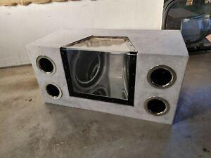 Bassbox Subwoofer Rockford Fosgate 2 x Punch P1