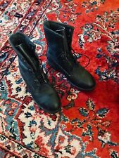Women's  timberland leather  Lace Up  boots size 8.5