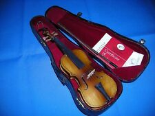 Authentic Models Miniature Mozart Violin with box & case & certification