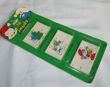 Christmas SMURF Gift Tags Vintage Papa Smurfette 1982 Never Used (P314)