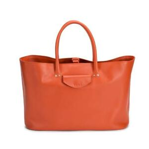 Clayley Leather Soho Gallery Tote Bag