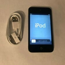 Apple iPod touch 4th Generation Black (16 GB) Bundle Great Condition