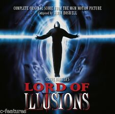 LORD OF ILLUSIONS Simon Boswell 2-CD Set PERSEVERANCE Soundtrack SCORE Ltd. New!