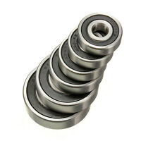 6200 2RS to 6205 2RS Rubber Sealed Bearings - Choose Size 6200RS - 6205RS