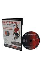 """DVD für das Fitnesstrampolin """"Cacau"""" Basic Workout 16765 Trainingsprogramm"""