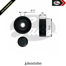 Gates Belt Idler Pulley Alternator for VOLVO V70 2.4 D D5 SW