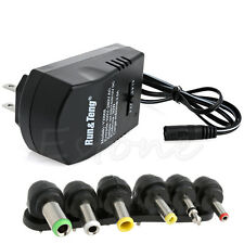 AC/DC Wall Power Charger ADAPTER Universal 3,4.5,6,7.5,9,12V 2.5A Power Supply