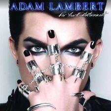 Adam Lambert - For Your Entertainment [CD]
