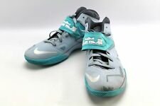 Lebron James Nike Zoom Solider 7 VII Blue Basketball Shoes Sneakers Men 10.5