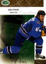 2003-04 Parkhurst Rookie #116 Karl Stewart