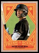 2019 Topps Heritage Minors Fresh on the Scene #FOS-30 Victor Victor Mesa