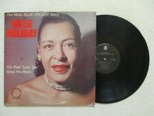 "LP 33T BILLIE HOLIDAY ""The real lady day sings the blues"" ATC 1023 USA /"