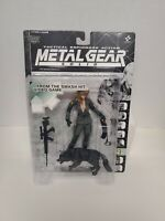SNIPER WOLF Metal Gear Action Figure by McFarlane Toys Konami 1998