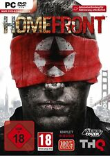 Homefront (PC, 2012, only the Steam Key Download Code) NO DVD, Steam Key ONLY