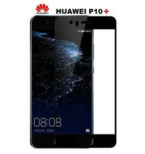 FULL COVERAGE TEMPERED GLASS SCREEN PROTECTOR FOR HUAWEI P10 PLUS