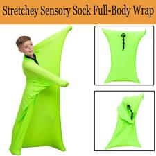 Sensory Sox Stretchy Body Sock Full-Body Wrap to Relieve Stress Hyposensitivity