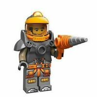 GENUINE LEGO MINIFIGURE SERIES 12 71007 SPACE MINER