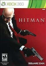 Hitman: Absolution USED SEALED (Microsoft Xbox 360, 2012)