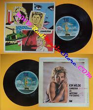 LP 45 7'' KIM WILDE Cambodia Watching for shapes 1981 italy RAK no cd mc dvd