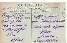 Family History Postcard - Steel - Palmeria Square - Hove - Sussex - Ref 1953A