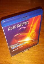 DEEP IMPACT Blu-ray US import region a free (90's action/sci-fi, Morgan Freeman)