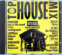 Compilation CD Top House Mix - France
