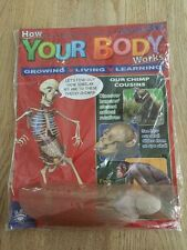 How Your Body Works Billy Bones Issue 36 Our Chimp Cousins Brand New Sealed