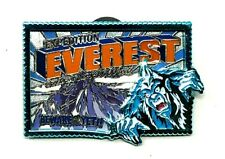 Disney Wdw Expedition Everest Beware of the Yeti Trading Pin