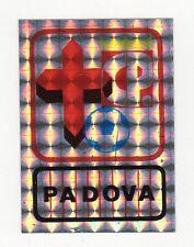 figurina CALCIATORI CALCIO FLASH 1985 SCUDETTO PADOVA