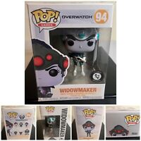 New Funko Pop!Games Overwatch #94 Widowmaker Lootcrate Exclusive Figure Toy Doll