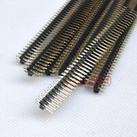 10pcs RoHS 2X40 2.54mm Pin Header Double Row Male for DIP PCB Board convert G18