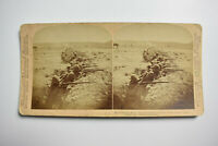 Underwood & Underwood Stereoview South Africa Soldiers Copyright 1900 Photograph