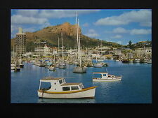 AUSTRALIA POST PRE-STAMPED 22c SERIES III 3-Q6 TOWNSVILLE CASTLE 1981 POSTCARD