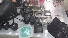 Nikon D3200 Camera W/ Accessories