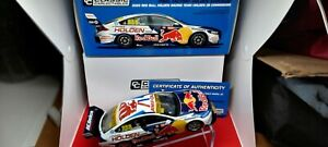 Holden Commodore Lowndes/Whincup final Holden Supercar Diecast 1:18