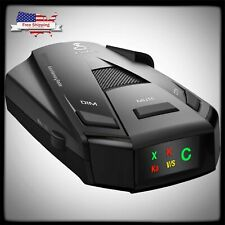 Radar Detector Laser Police Alert Car Speed Safety COBRA 12-Band 360 Degree