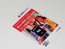 AGFA PHOTO  MICRO SDHC Card  +  Adapter  16 GB  Speed: Class 10  NEU & OVP