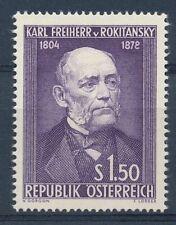 Österreich Nr. 997 postfrisch / **, Karl Freiherr von Rokitanski (34910)