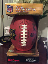 OFFICIAL WILSON NFL PRO LEATHER GAME FOOTBALL F1100 THE DUKE Jason Pierre-Paul