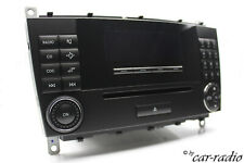 Original Mercedes Audio 20 CD MF2530 W203 Autorradio S203 Clase C 2-DIN Cd-R GS1