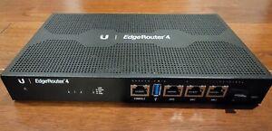 Ubiquiti Networks ER-4 Gigabit Router with SFP EdgeRouter