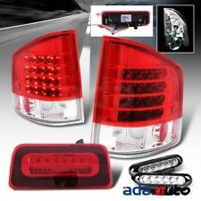 {Complete LED Rear Tail Lights Assembly Combo} 1994-2004 Chevy S10/GMC Sonoma