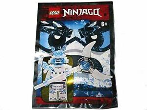 Blue Ocean LEGO Ninjago Ice Emperor Minifigure Promo Foil Pack Set 892061