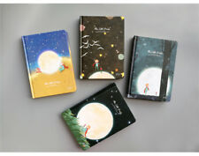 European-style Hand-painted Retro Notebook Color Page Diary Travel Journal