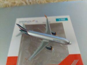 1:500 herpa wings  Aeroflot  A 320