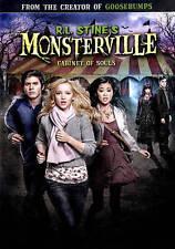 R.L. Stines Monsterville: Cabinet of Souls DVD