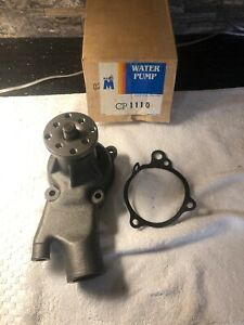 NOS Master CP1110 Water Pump 1975-77 Chevrolet Blazer 250 And Truck V6